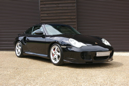 2002 Porsche 996 3.6 Turbo Coupe Manual (77,234 miles) SOLD (picture 2 of 6)