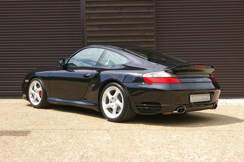 2002 Porsche 996 3.6 Turbo Coupe Manual (77,234 miles) SOLD (picture 3 of 6)