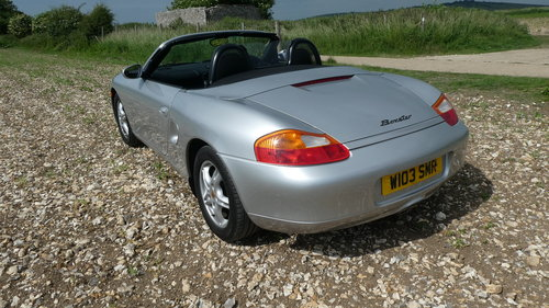 2000 Porsche Boxster 2.7 with just 38k miles from new  SOLD (picture 6 of 6)