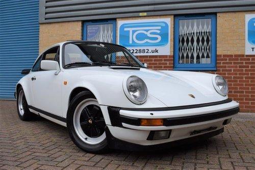 1985 Porsche 911 3.2 Carrera Sport Coupe  For Sale (picture 1 of 6)