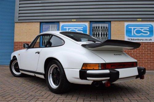 1985 Porsche 911 3.2 Carrera Sport Coupe  For Sale (picture 2 of 6)