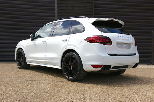 2012 Porsche Cayenne 4.8 V8 GTS Tiptronic AWD (44,322 miles) SOLD (picture 3 of 6)
