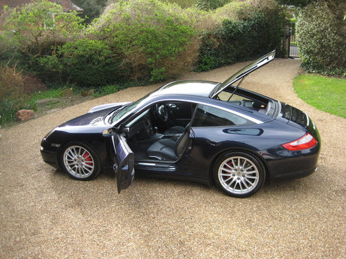 2007 Porsche 911 (997) 3.8 Targa 4S Just Serviced With Borescope  For Sale (picture 1 of 6)