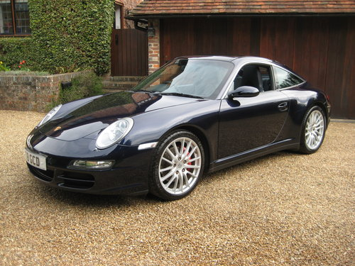 2007 Porsche 911 (997) 3.8 Targa 4S Just Serviced With Borescope  For Sale (picture 6 of 6)