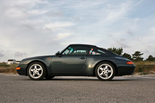 1994 Porsche 911 (993) LHD  For Sale (picture 1 of 6)