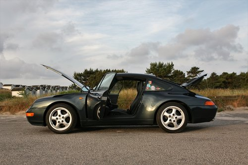 1994 Porsche 911 (993) LHD  For Sale (picture 2 of 6)