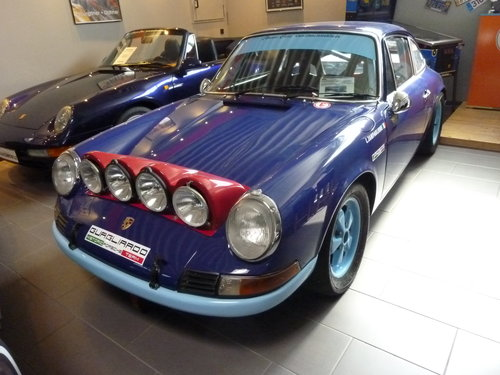1969 Winner FIA Rally GT Champion 2013  For Sale (picture 1 of 1)