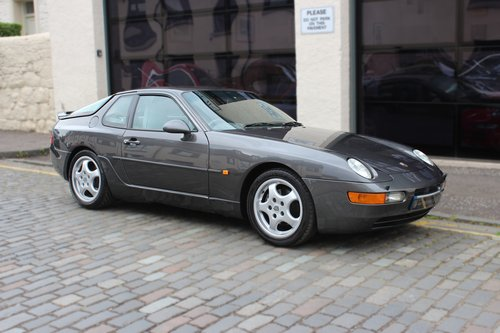 1993 Porsche 968 3.0 2dr EXCEPTIONAL CONDITION &HISTORY SOLD (picture 1 of 6)