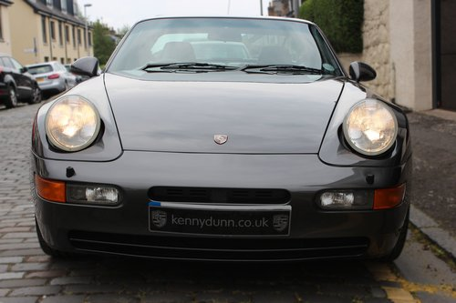 1993 Porsche 968 3.0 2dr EXCEPTIONAL CONDITION &HISTORY SOLD (picture 5 of 6)