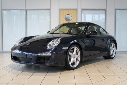 2008/08 Porsche 911 (997) 3.8 Gen2 C2'S' PDK Coupe SOLD (picture 1 of 6)