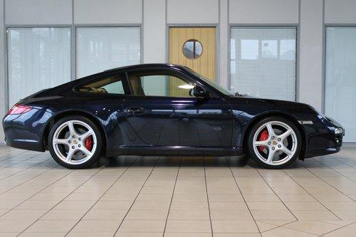 2008/08 Porsche 911 (997) 3.8 Gen2 C2'S' PDK Coupe SOLD (picture 4 of 6)