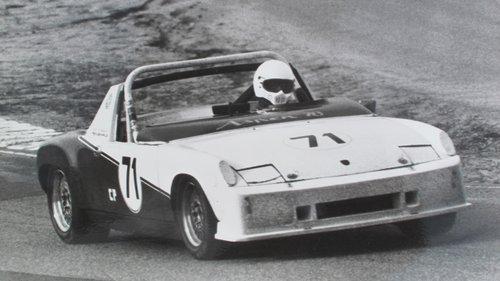 1970 Porsche 914/6 Rennenhaus Race Car. For Sale (picture 1 of 6)