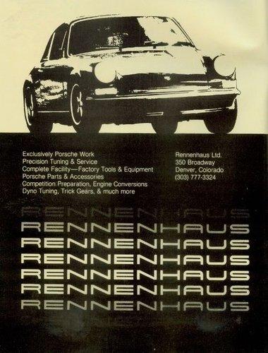 1970 Porsche 914/6 Rennenhaus Race Car. For Sale (picture 2 of 6)
