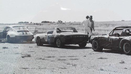 1970 Porsche 914/6 Rennenhaus Race Car. For Sale (picture 4 of 6)