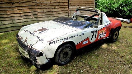 1970 Porsche 914/6 Rennenhaus Race Car. For Sale (picture 6 of 6)