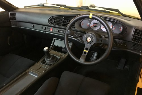 Porsche 968 Club Sport with fantastic history. 1994 For Sale (picture 3 of 6)