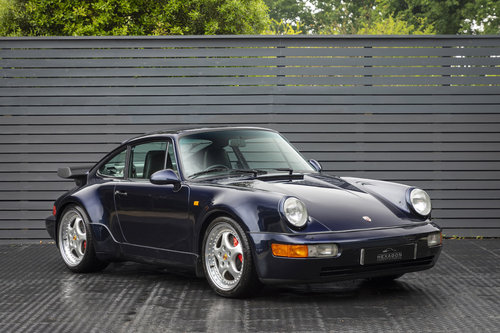 1993 porsche 911 (964) TURBO 3.6 SOLD (picture 1 of 6)