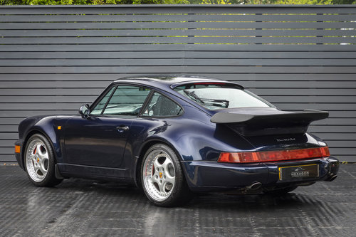 1993 porsche 911 (964) TURBO 3.6 SOLD (picture 2 of 6)