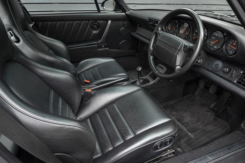 1993 porsche 911 (964) TURBO 3.6 SOLD (picture 4 of 6)