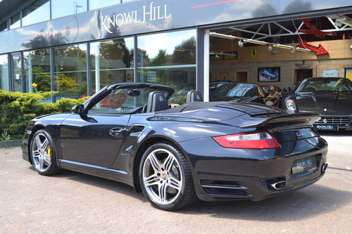 2008 Porsche 911 997 Turbo Cabriolet Tiptronic S AWD For Sale (picture 2 of 6)