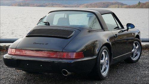 1992 Porsche 911-964 Targa  SOLD (picture 2 of 6)