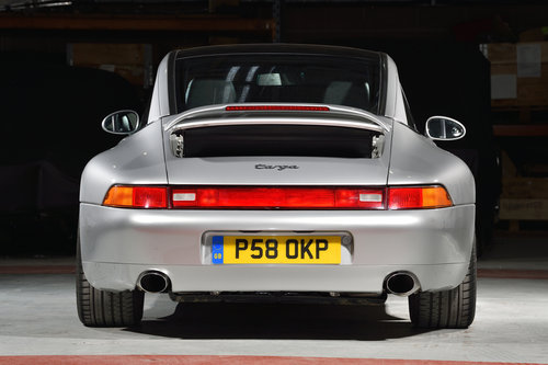 1997 STUNNING 993 TARGA Tiptronic 'S' in excellent condition For Sale (picture 6 of 6)