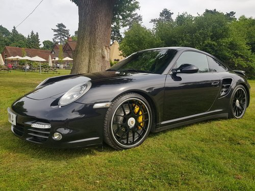 2010 PORSCHE 997 TURBO S PDK ONLY 40,000 FPSH For Sale (picture 1 of 6)