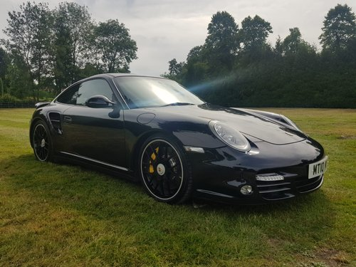2010 PORSCHE 997 TURBO S PDK ONLY 40,000 FPSH For Sale (picture 4 of 6)