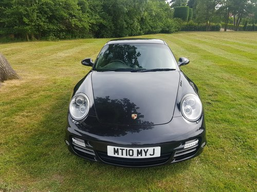2010 PORSCHE 997 TURBO S PDK ONLY 40,000 FPSH For Sale (picture 5 of 6)