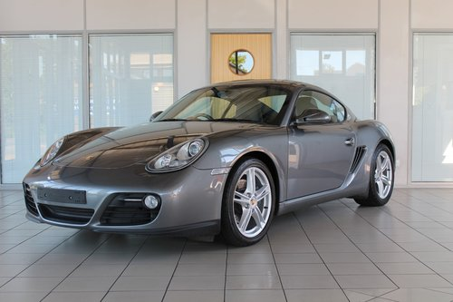 2010/60 Porsche Cayman (987) 2.9 Manual  SOLD (picture 1 of 6)