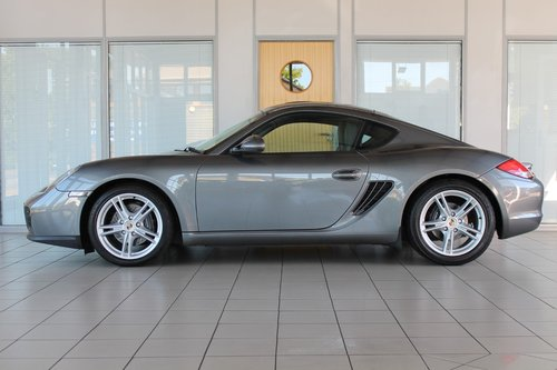 2010/60 Porsche Cayman (987) 2.9 Manual  SOLD (picture 3 of 6)