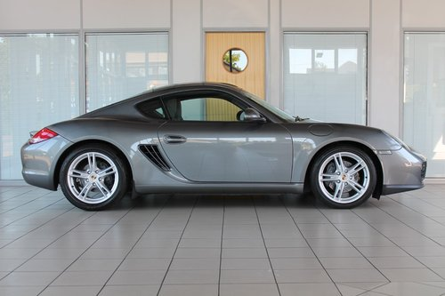 2010/60 Porsche Cayman (987) 2.9 Manual  SOLD (picture 4 of 6)