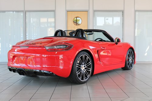 2014/64 Porsche Boxster (981) GTS 3.4 PDK SOLD (picture 2 of 6)