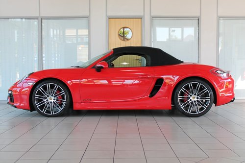 2014/64 Porsche Boxster (981) GTS 3.4 PDK SOLD (picture 3 of 6)