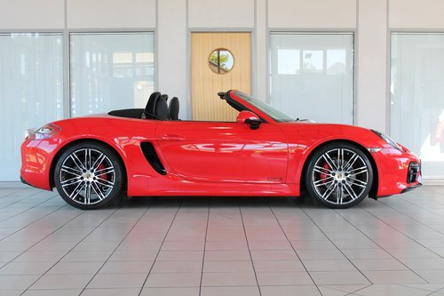 2014/64 Porsche Boxster (981) GTS 3.4 PDK SOLD (picture 4 of 6)