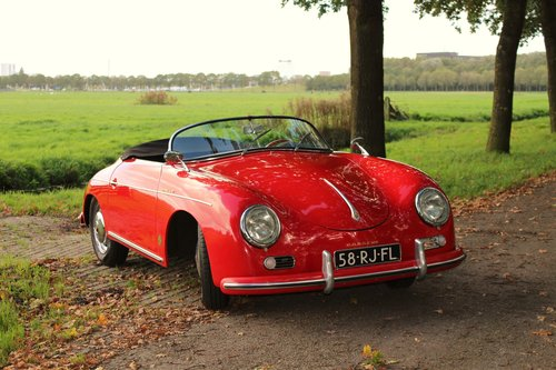 1985 Porsche 356 Speedster replica For Sale (picture 1 of 6)