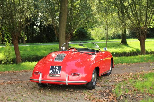 1985 Porsche 356 Speedster replica For Sale (picture 2 of 6)