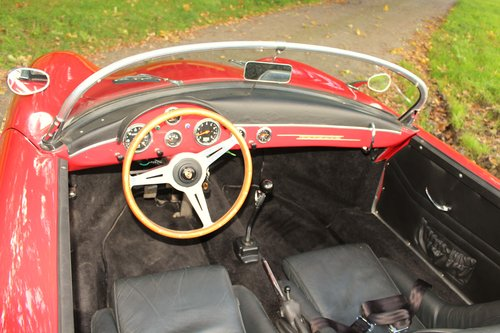 1985 Porsche 356 Speedster replica For Sale (picture 3 of 6)