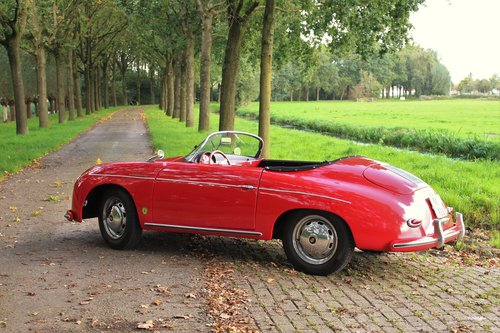 1985 Porsche 356 Speedster replica For Sale (picture 5 of 6)