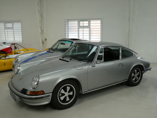 1973 Porsche 911 2.4S  SOLD (picture 2 of 6)