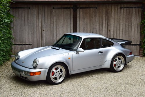 1993 Stunning Porsche 911 Turbo 3.6 (LHD) For Sale (picture 1 of 6)