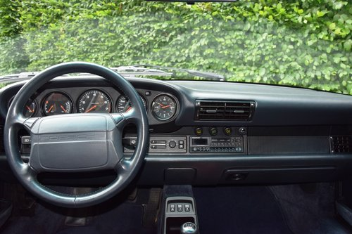 1993 Stunning Porsche 911 Turbo 3.6 (LHD) For Sale (picture 5 of 6)