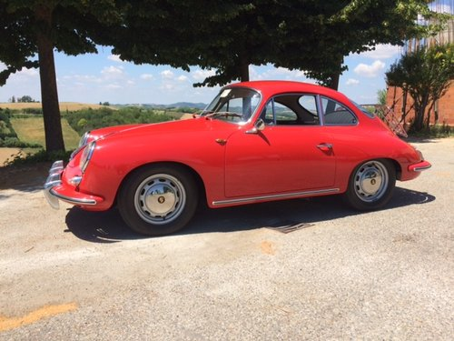 PORSCHE 356 SC - 1964 For Sale (picture 1 of 6)