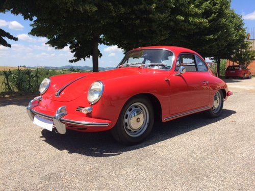 PORSCHE 356 SC - 1964 For Sale (picture 2 of 6)