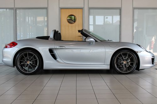 2014/64 Porsche Boxster (981) 2.7 Manual SOLD (picture 4 of 6)