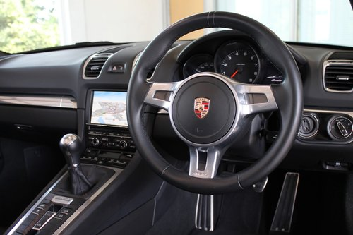 2014/64 Porsche Boxster (981) 2.7 Manual SOLD (picture 6 of 6)