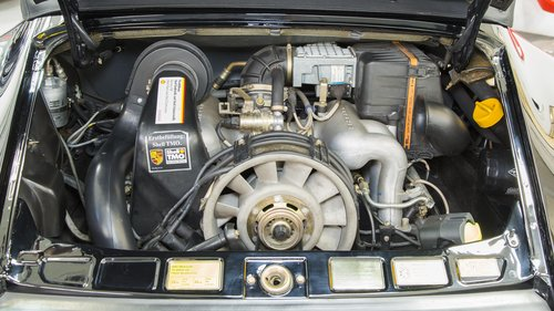1989 Porsche 911 Carrera 3.2 Super Sport Convertible For Sale (picture 5 of 6)