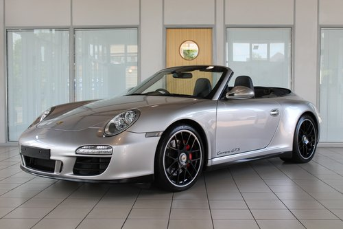 2011/11 Porsche 911 (997) 3.8 GTS Cabriolet SOLD (picture 1 of 6)