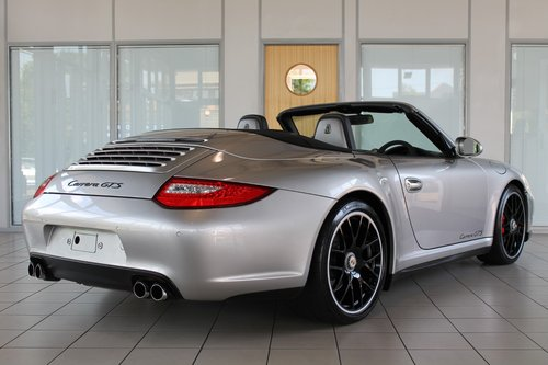 2011/11 Porsche 911 (997) 3.8 GTS Cabriolet SOLD (picture 2 of 6)