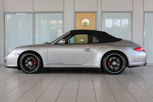 2011/11 Porsche 911 (997) 3.8 GTS Cabriolet SOLD (picture 3 of 6)
